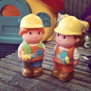 Happyland figures from Early Learning Centre